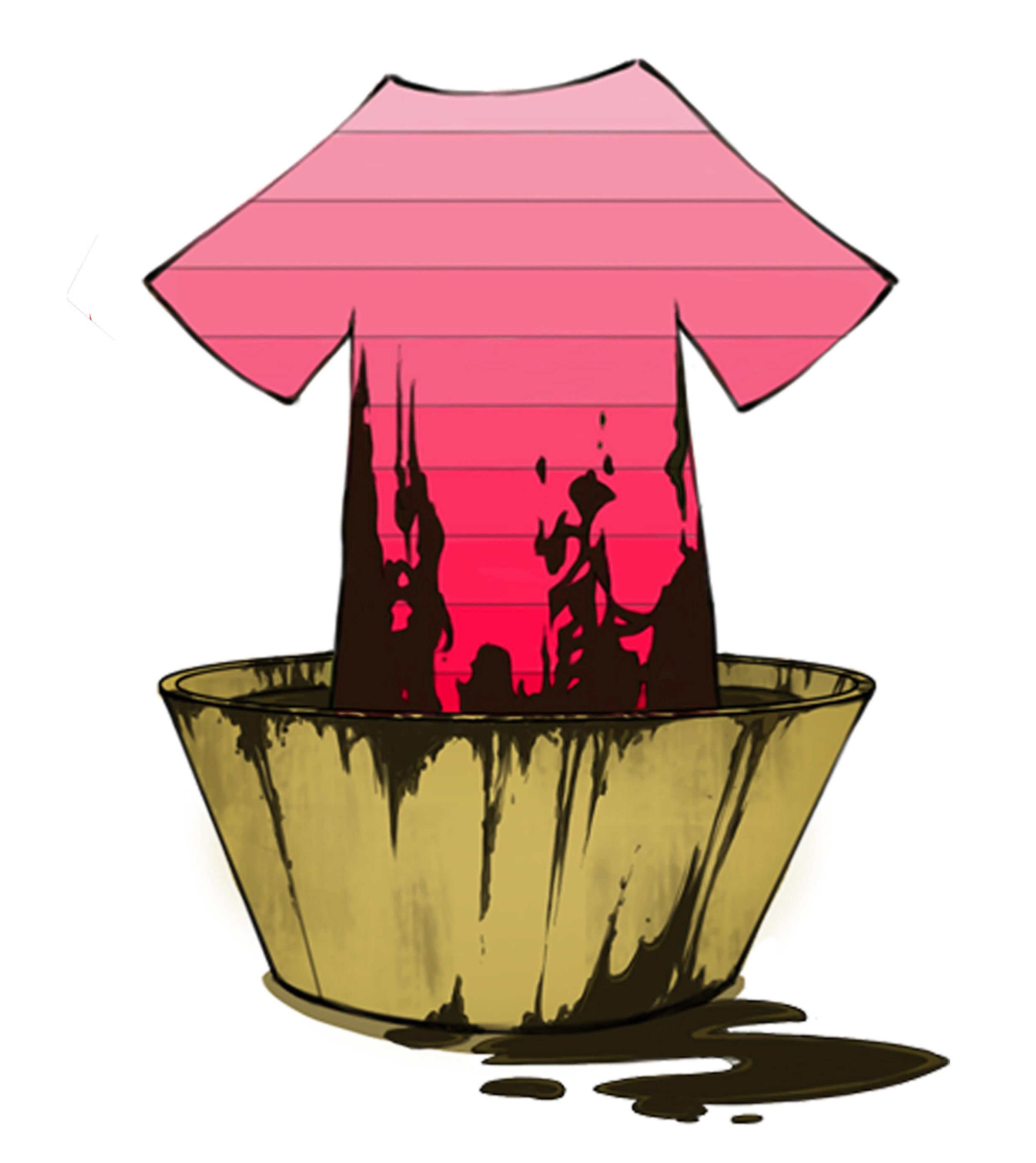 illustration d'un tee-shirt