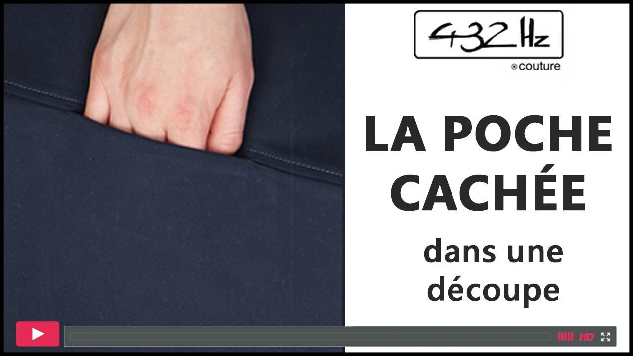 Miniature de la vidéo couture: La poche cachée